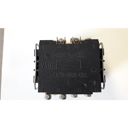 Stykač V40E 220V 1ks 070