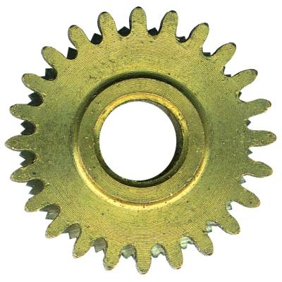 Steel + brass wheel 001