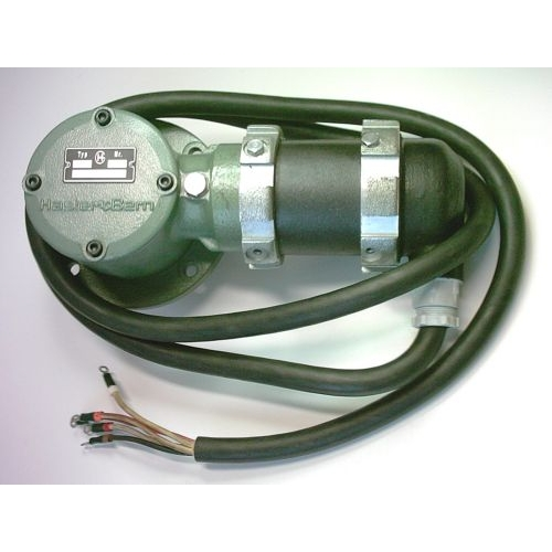 Speedometer transmitter Hasler 034